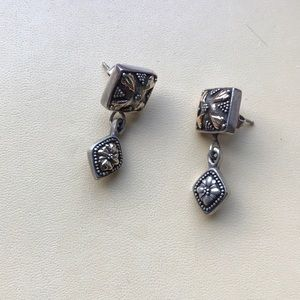 John Hardy drop earrings